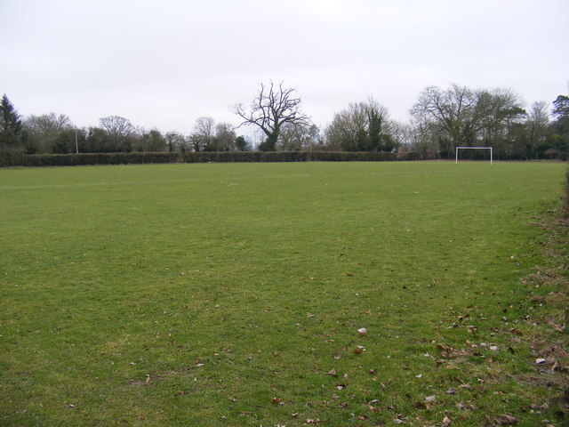 Playing Field, Hintlesham
