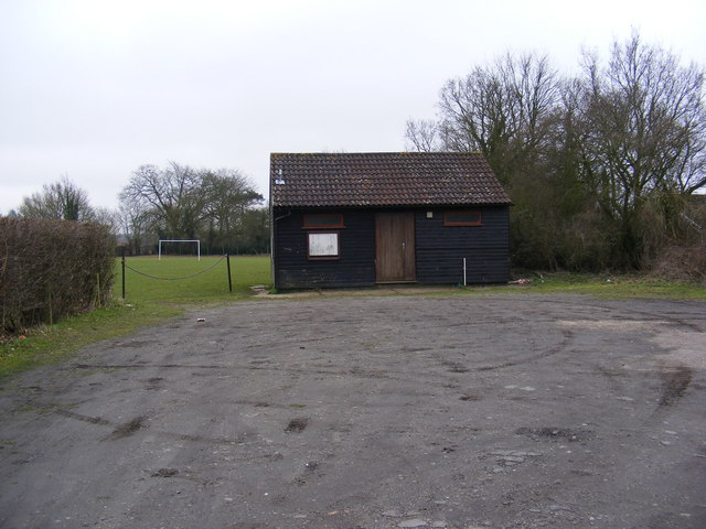 Sport Pavilion at the Playing Field, Hintlesham