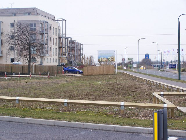 New Houses in The Bridge
