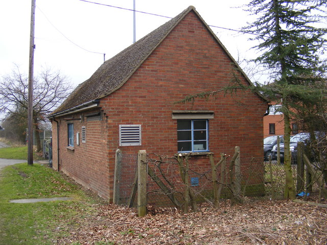 Copdock Telephone Exchange