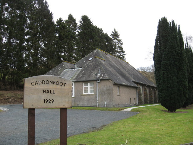 Caddonfoot Village Hall