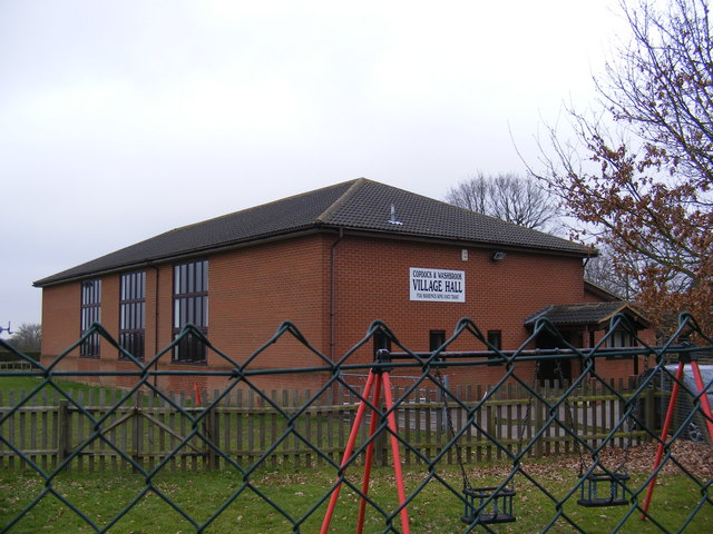 Copdock & Washbrook Village Hall