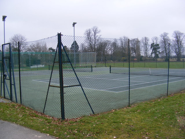 Copdock & Washbrook Tennis Courts