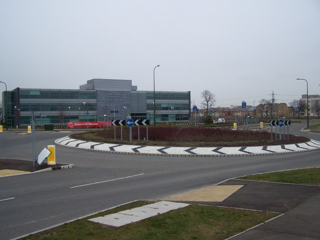 The Nucleus or Marsh Street roundabout