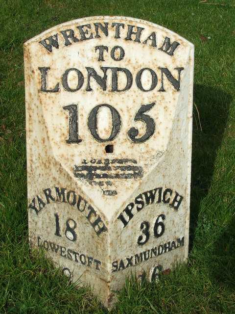 To London 105