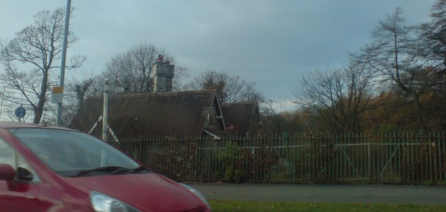 The Lodge for Sketty Hall maybe?