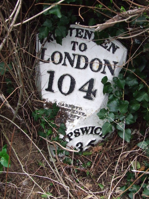 To London 104