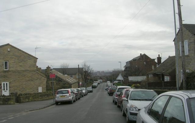 Clifton Road - Mount Pleasant Road