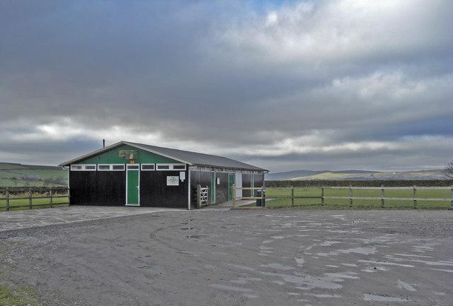 Pavilion, Trawden