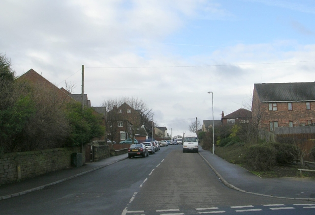 Clifton Road - The Lanes