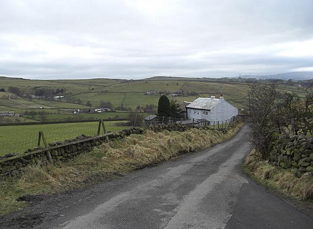 Lodge Hill Farm, Trawden