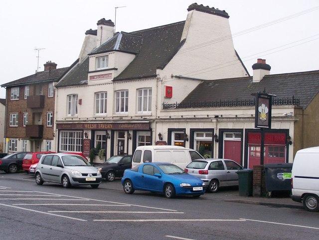 The Welsh Tavern Pub, Stone