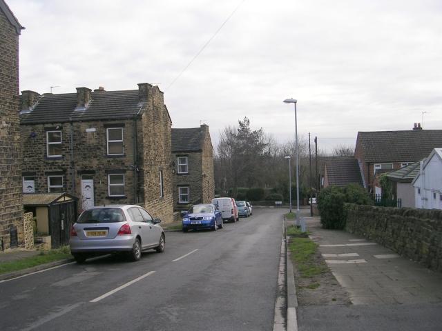 Rosemont Street - The Lanes