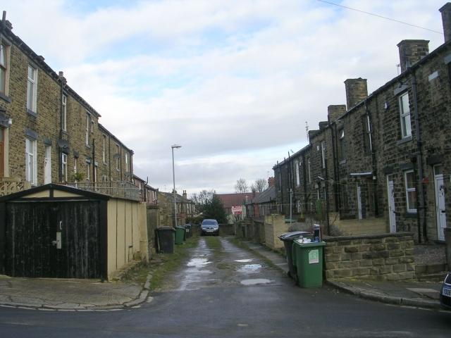 Rosemont Terrace - Rosemont Street