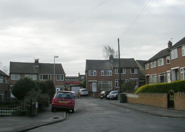 Rosemont Drive - Rosemont Street