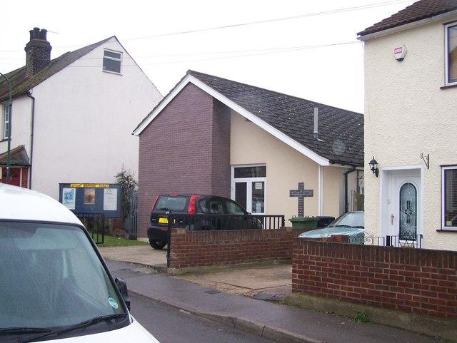 Stone Baptist Church