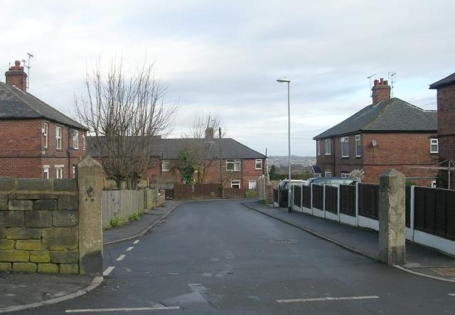 Fairfield Avenue - Mount Pleasant Road
