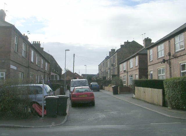 Mount Pleasant Street - Mount Pleasant Road