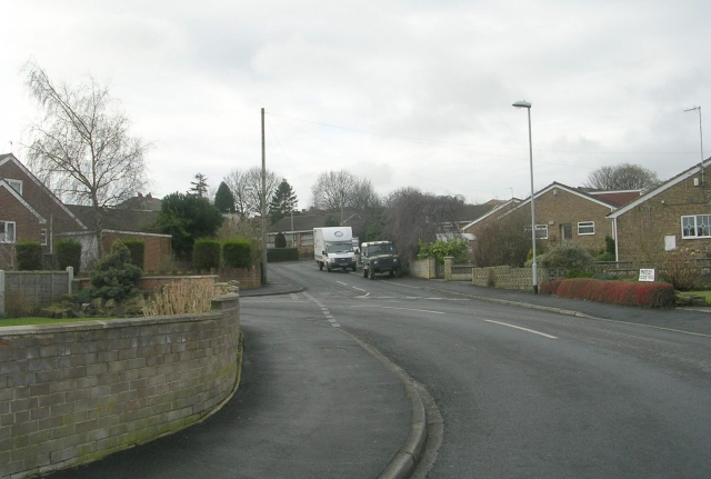 Priestley Close - Priestley View