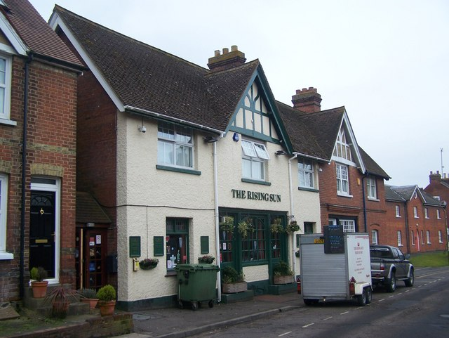 The Rising Sun Pub, Mill Street