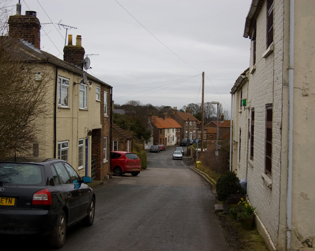 South Street, Middleton on the Wolds