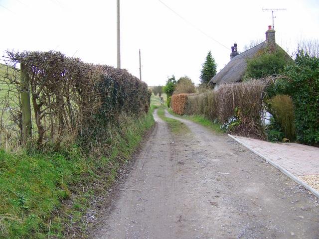 Bridleway, Mount Sorrel