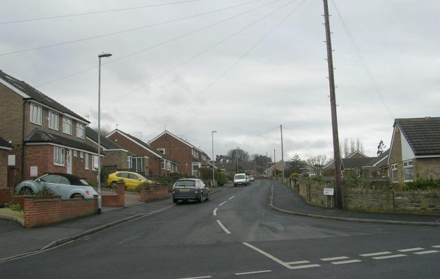 Priestley Drive - Swinnow Green