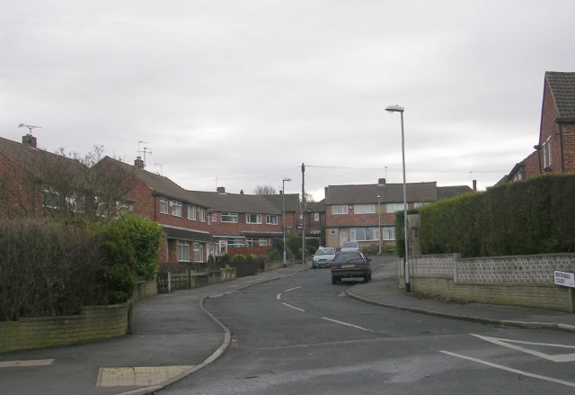 Britannia Court - Swinnow Road