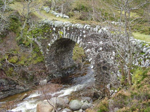 Bridge over Alt Mhairc