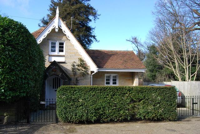 The Lodge, Calverley Park