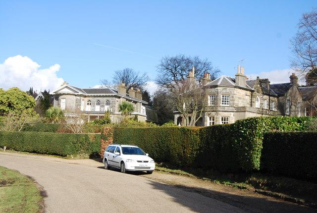 Georgian Villas, Calverley Park
