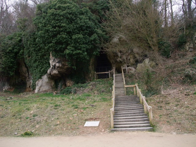Robin Hood Cave, Creswell Crags