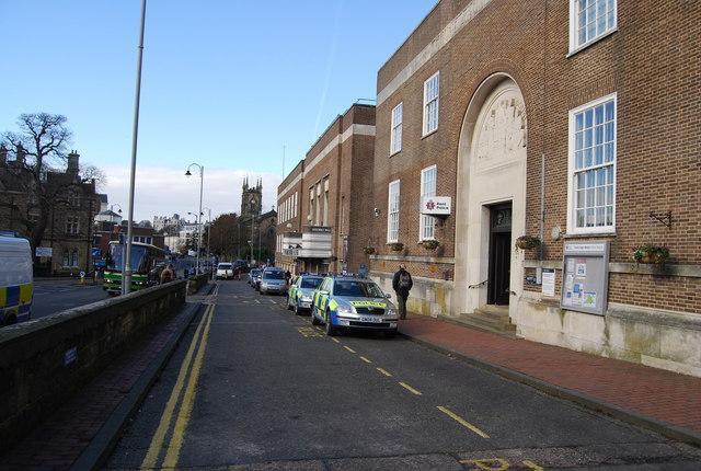 Tunbridge Wells Police Station