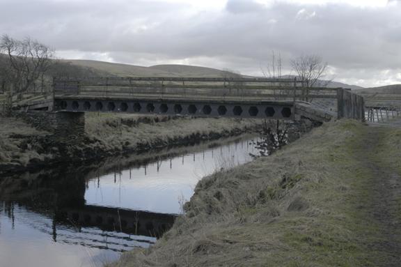 Bridge at Cragghill farm