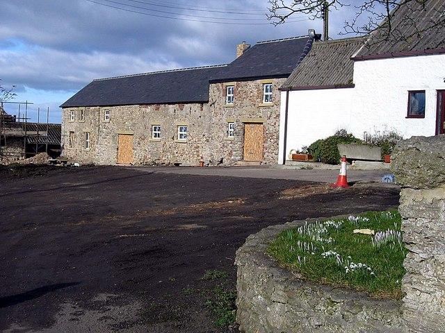 East Farm, Old Wingate