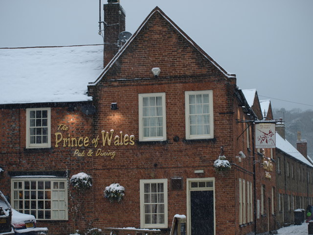 The Prince of Wales Public House