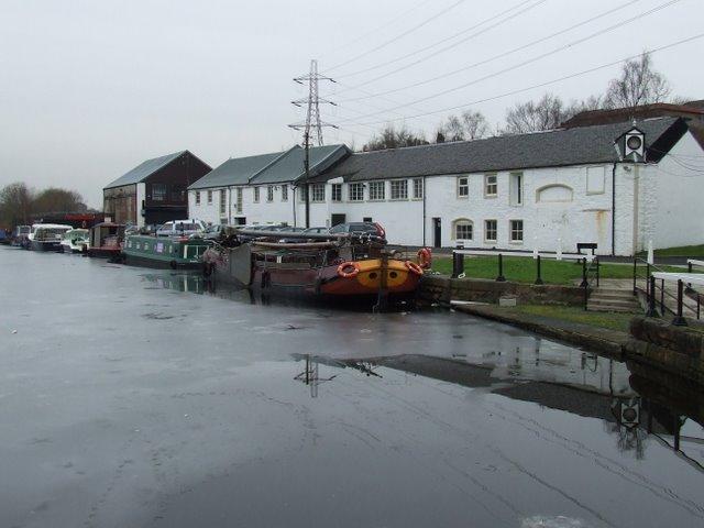 British Waterways Scottish HQ