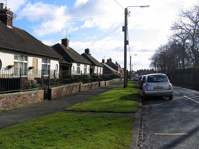 Aged Miners' Cottages, Tobin Street
