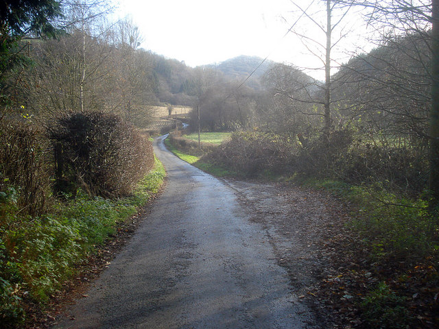 Lane to Aymestrey
