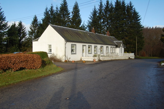 Byreburnfoot Cottages