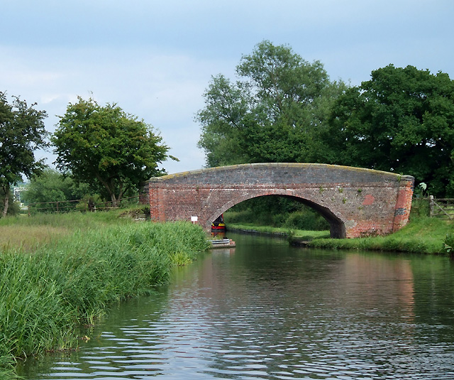 Bridge No 69, Trent and Mersey Canal, Staffordshire