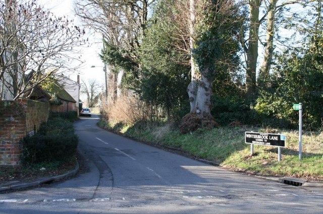 Winterbrook lane
