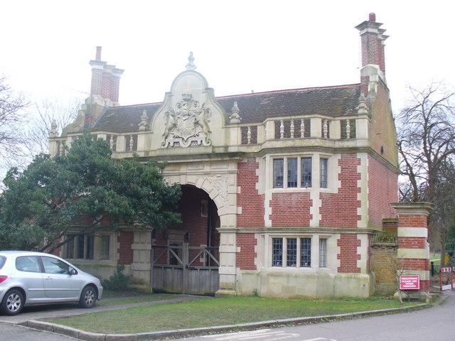 Petersham Road Lodge