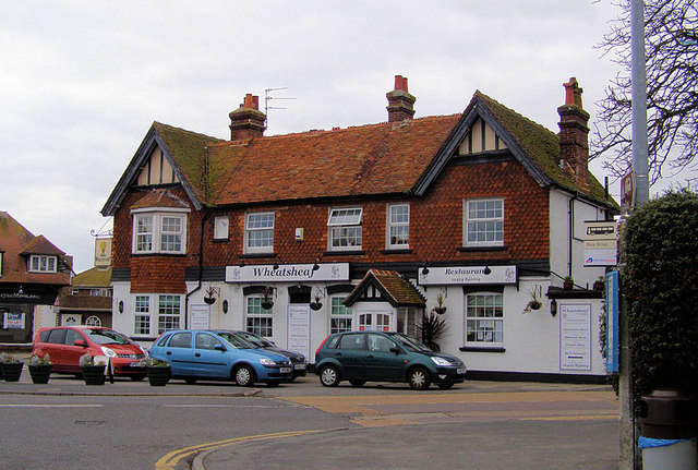 The Wheatsheaf Inn, Little Common, Cooden, Bexhill