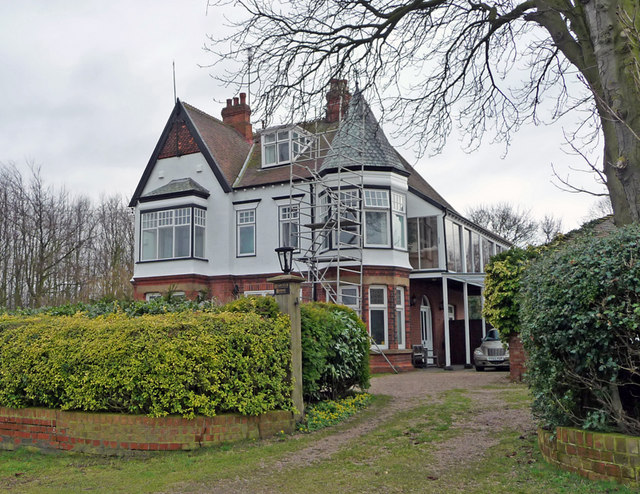 Highfield House, Westfield Road, Barton Upon Humber
