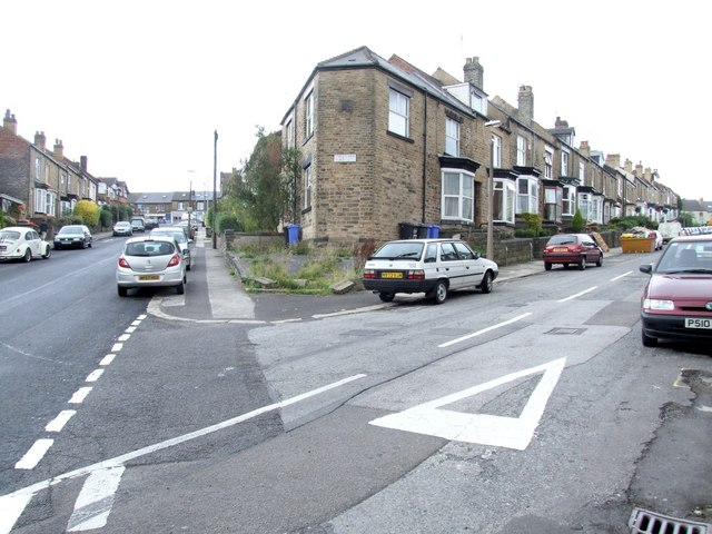 Cobden View Road, Crookes