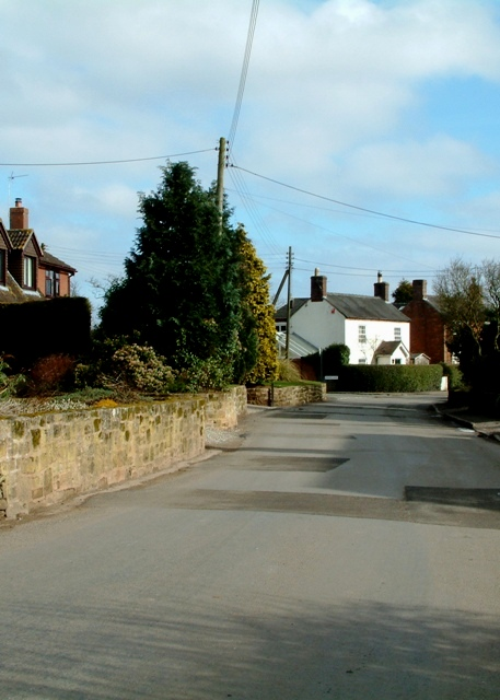 Village Street, Norton in Hales