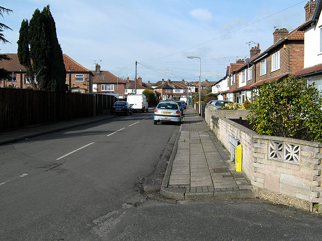 Trevor Road, Beeston