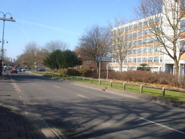 The Boulevard, Crawley