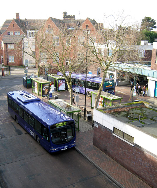 Beeston Bus Station